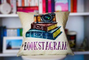 "Bild ""Kissen #Bookstagram"""