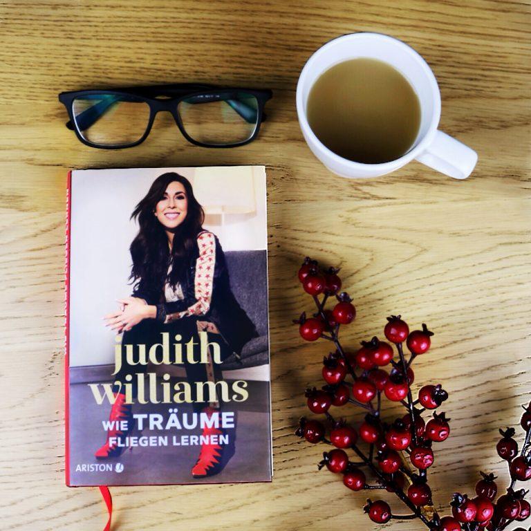 """Beitragsbild """"Wenn Träume fliegen lernen"""" von Judith Williams"""