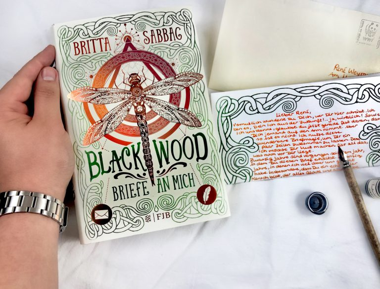 Beitragsbild Blackwood: Briefe an mich