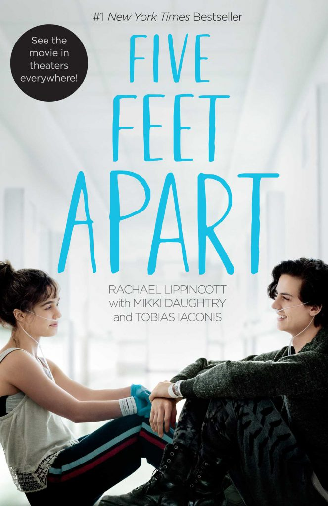Buchcover Five Feet Apart Movie Tie-In
